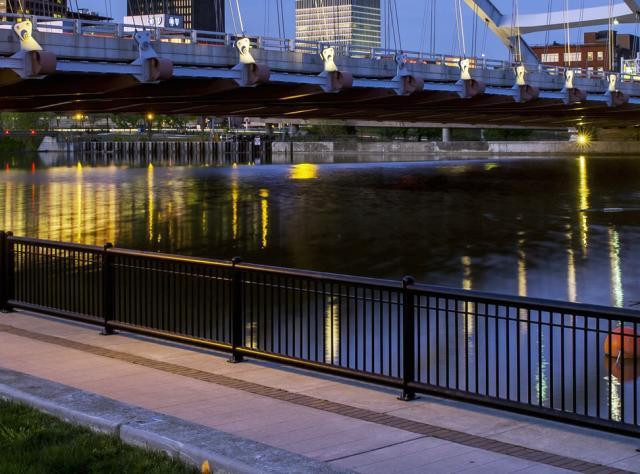 Frederick Douglass / Susan B. Anthony Bridge - Rochester