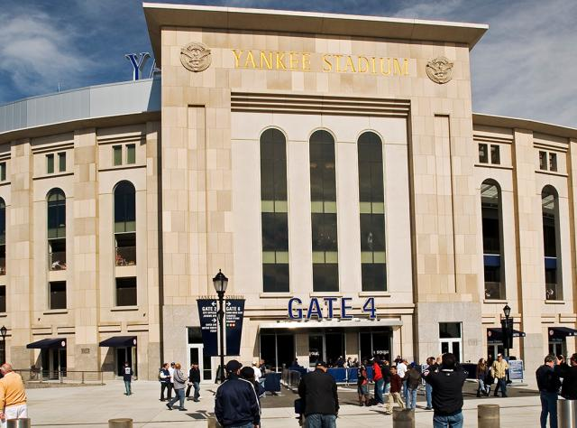 Yankee Stadium - Photo by NYS ESD