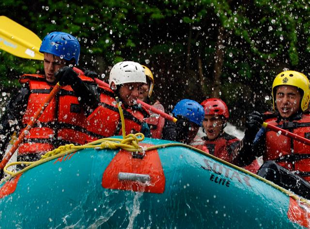 Rafting the Hudson River Gorge - Hudson River Rafting Company
