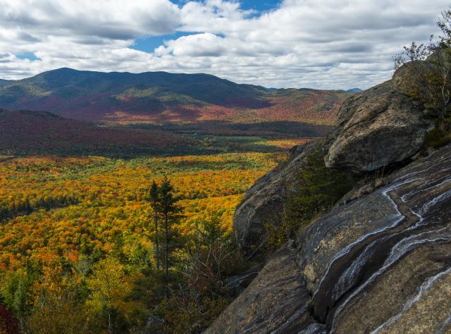 Hiking / View from Mt. Van Hoevenberg 32