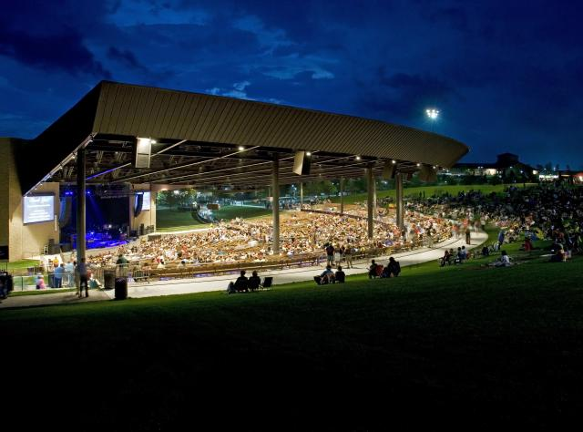 Bethel Woods Center for Arts