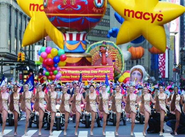 Macy's Thanksgiving Day Parade - Photo Courtesy of Macy's, Inc.