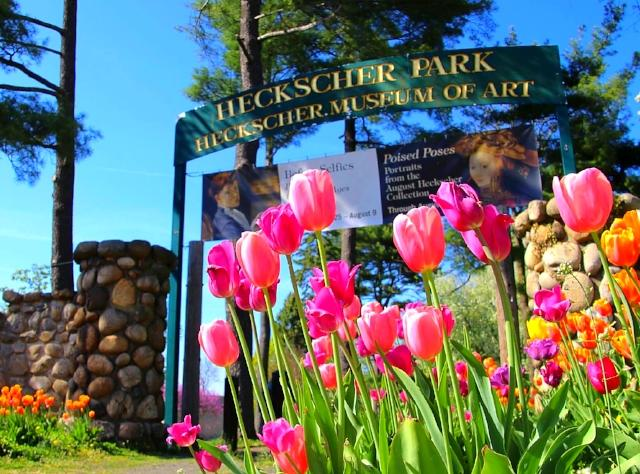 Huntington Tulip Festival - Photo Courtesy of Huntington Tulip Festival