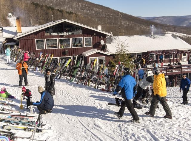 Plattekill Ski Mountain