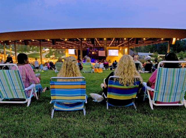 Bethel Woods Center for the Arts, Bethel - Photo by NYS ESD