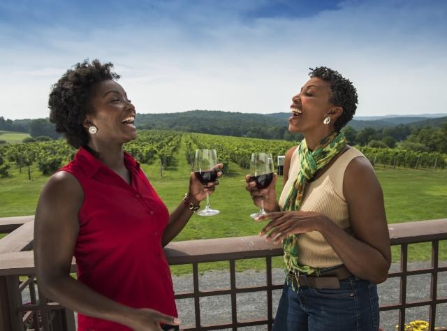 Millbrook Vineyards Winery in the Hudson Valley Region - LGBT