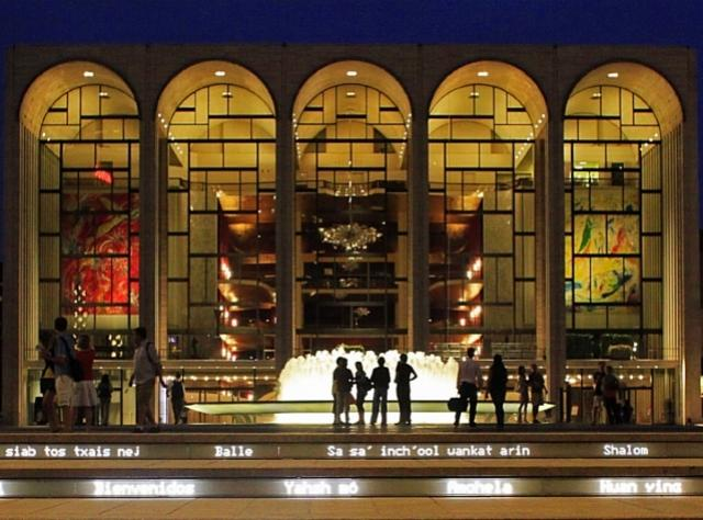 Lincoln Center _ Photo by Joe Buglewicz - Courtesy of NYC & CO