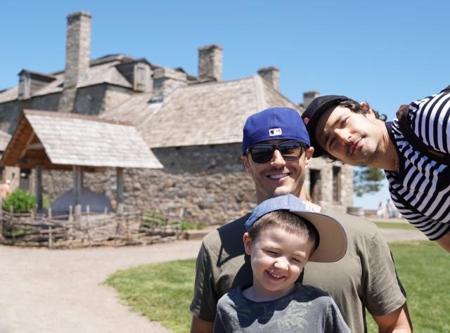 Old Fort Niagara; Photograph: Matt Dallas