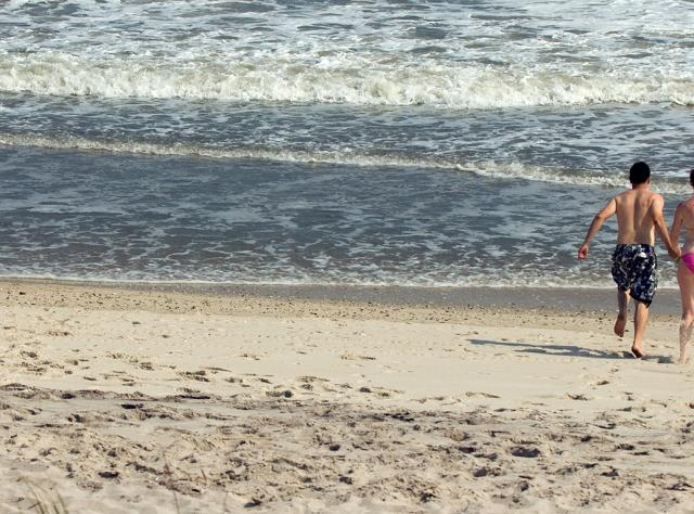 Fire Island Beach - Photo by NYS ESD