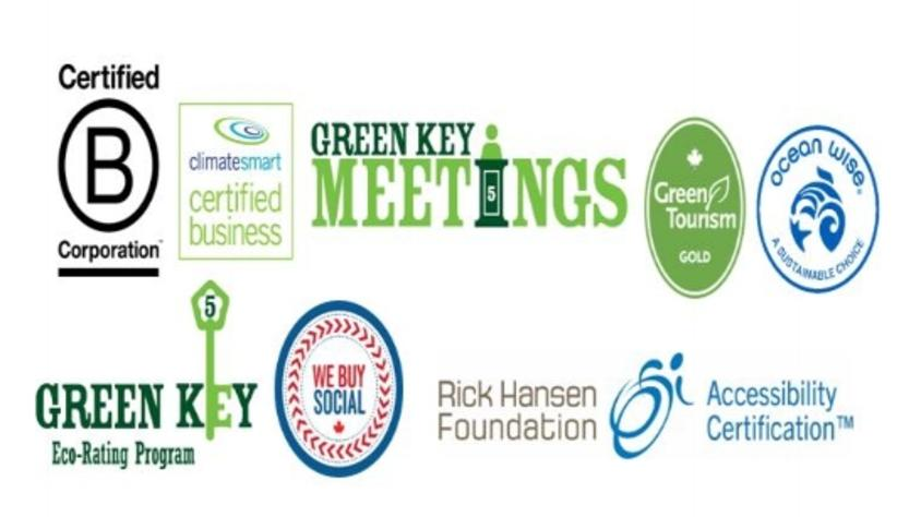 Member Listings Can Now Display One Of Eight Sustainable Certifications