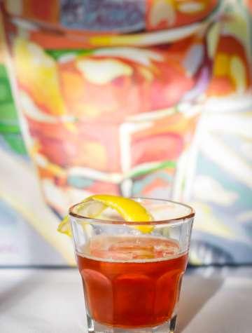 Upperline Reveillon Cocktail- Sazerac