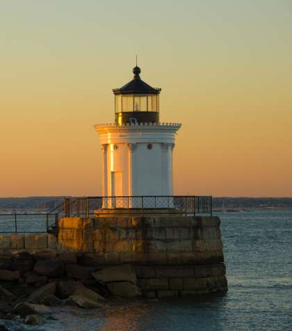 Spring Point Ledge Light