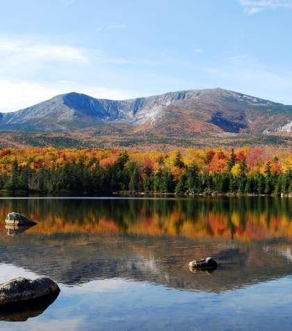 Katahdin Baxter State Park Maine
