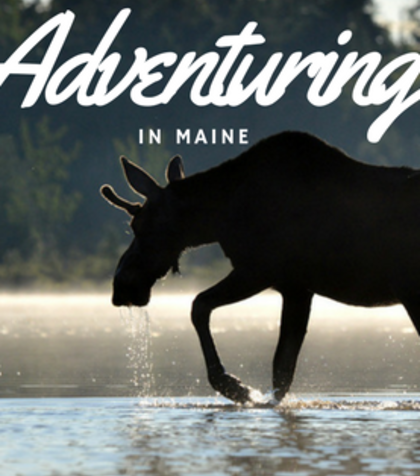 Adventuring in Maine Blog