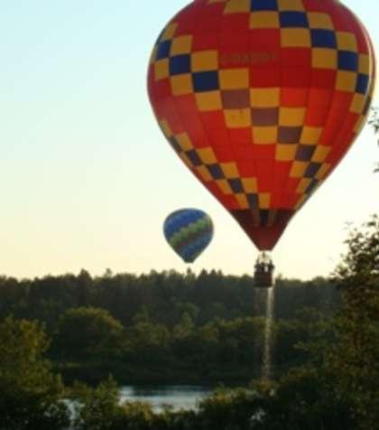 Aroostook County Balloon Festival