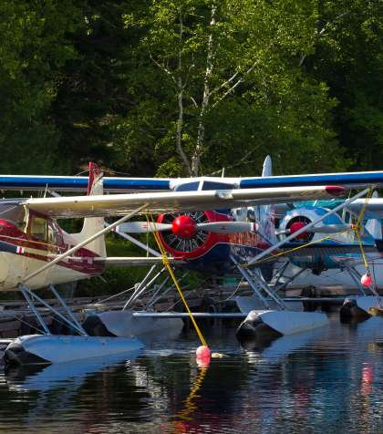 Maine Float Planes
