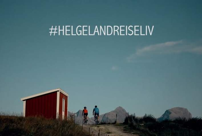 Cycling holiday in Helgeland