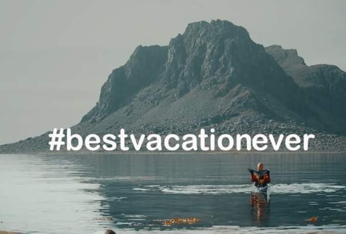 Helgeland Reiseliv - Kajakkfilm