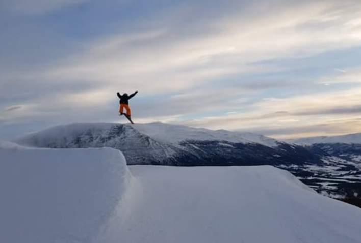 Gøy for barna i Oppdal skisenter