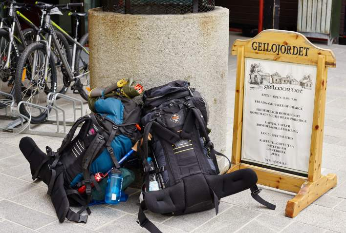 Visit Geilo - Tourist info.