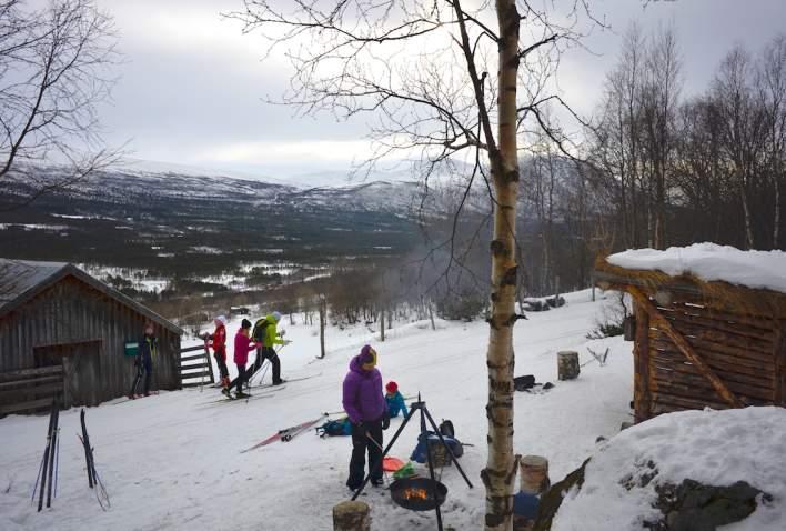 Tur til Guriberget