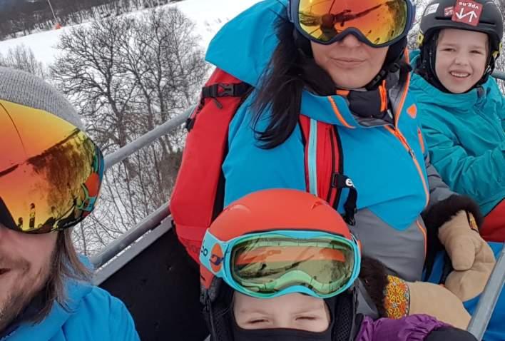Eirik Finseth, barnetips i skiheisen