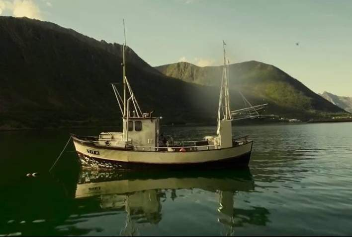Flying High Over Norway, Senja Part II