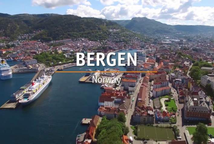 Welcome to Bergen, Norway!