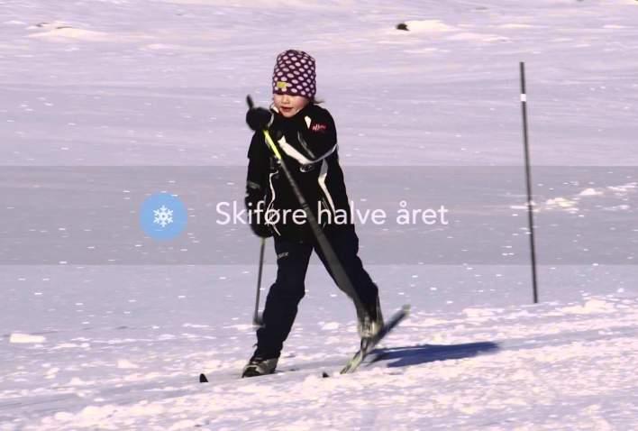 Hallingdal - vi er skifolket