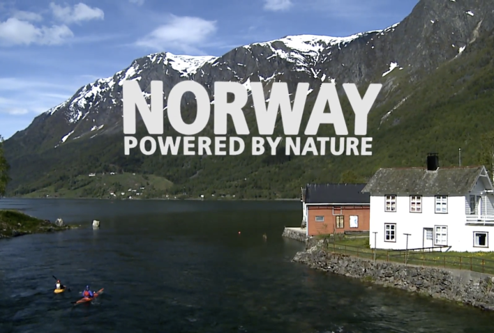 NORWAY - Powered by Nature - 5 min