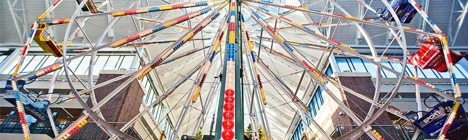 Free Things to Do - Ferris Wheel