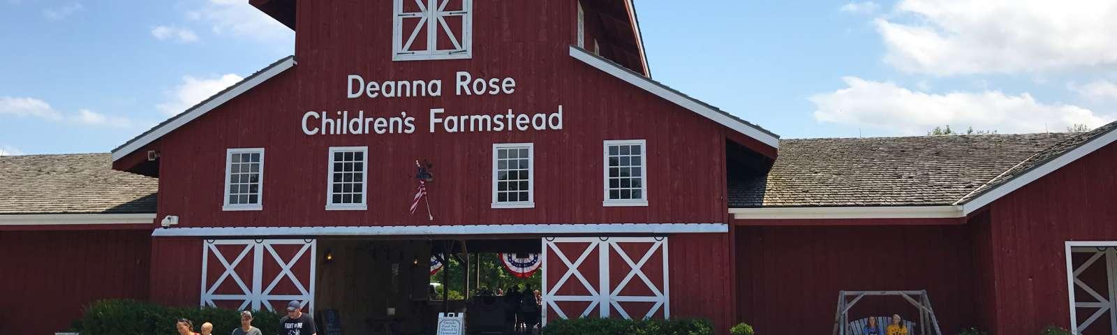 Deanna Rose Entrance