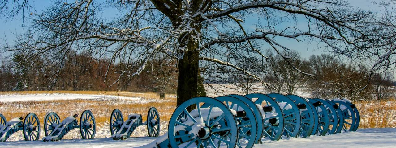 Valley Forge Park History Header