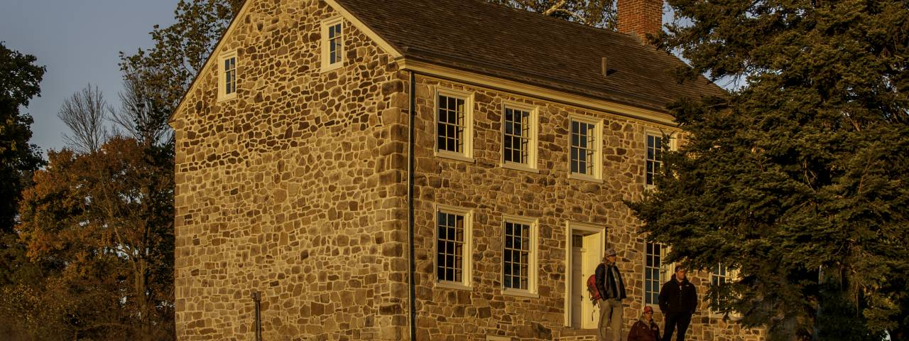 Varnum's Headquarters at Valley Forge