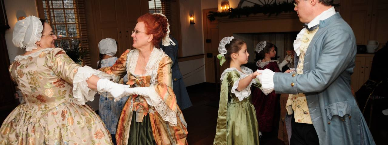 Pottsgrove Manor Candlelight Tour