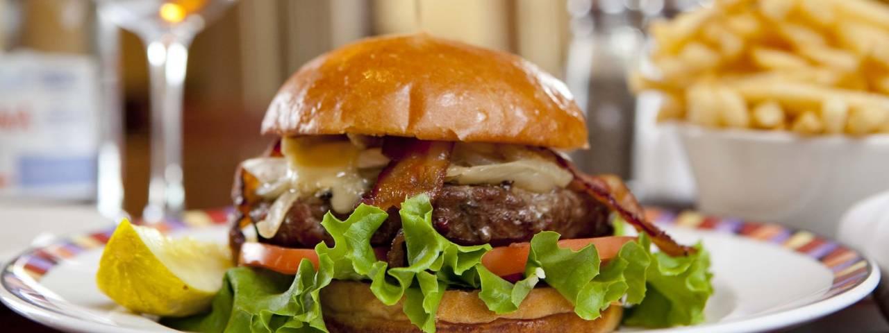 Crave Burgers