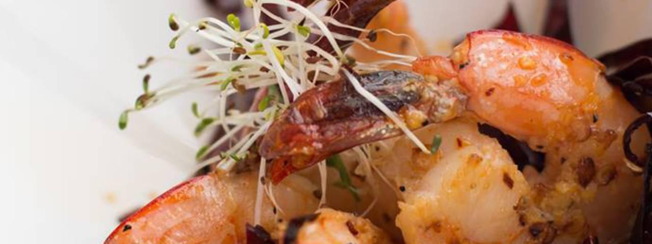 el sarape shrimp