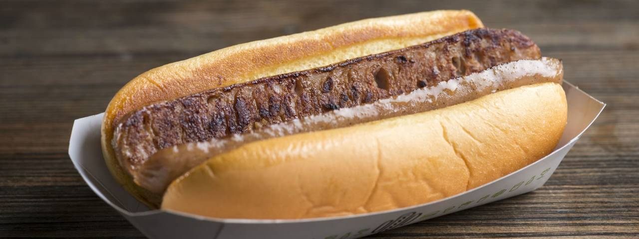 Shake Shack Hot Dog