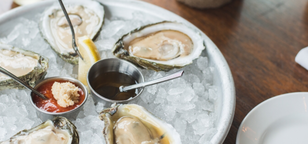 Highlighting Oysters From Around The State Rhode Island Oyster Trail Is Your Guide To Local Farmers That Grow Them And Restaurants Serve