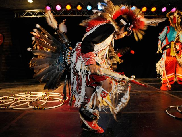 First Nations Pavilion, Folklorama