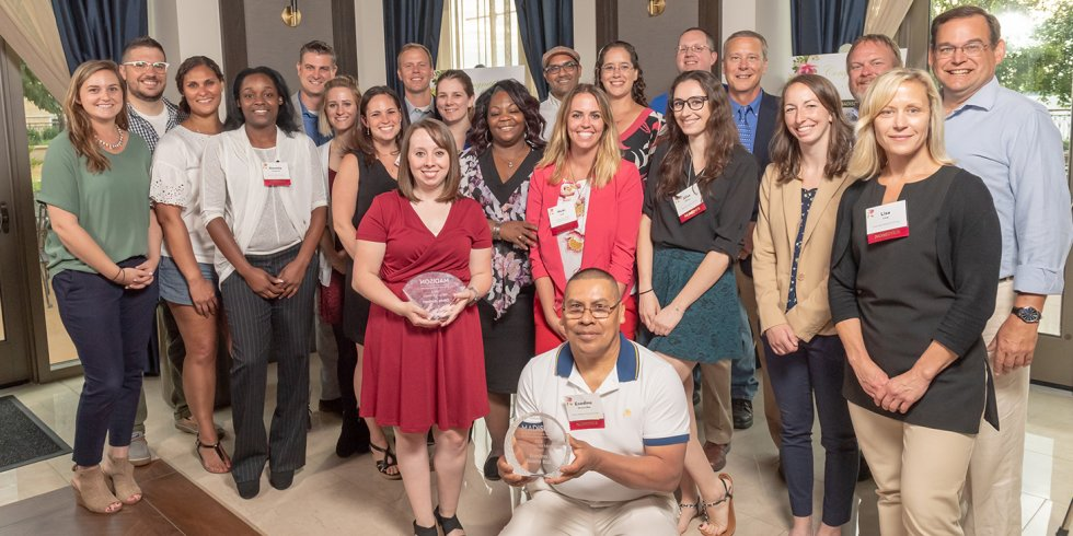 2018 Spirit of Hospitality Awards :: 6.26.18
