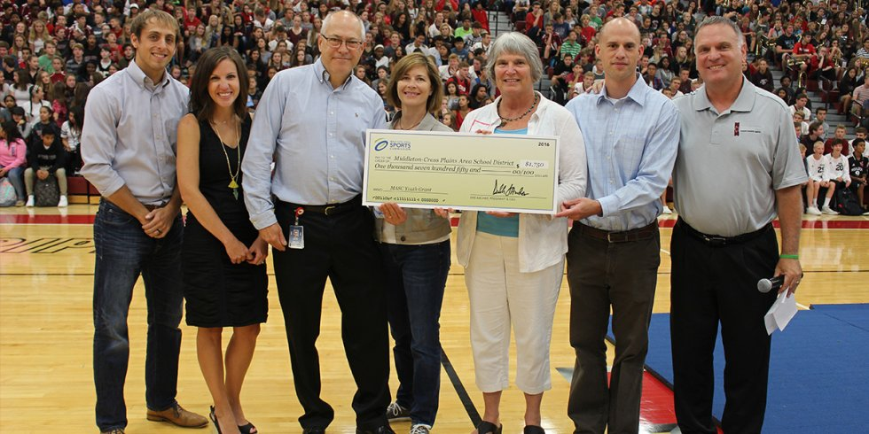 MASC Youth Grant 2016 Winner: Middleton-Cross Plains Area School District