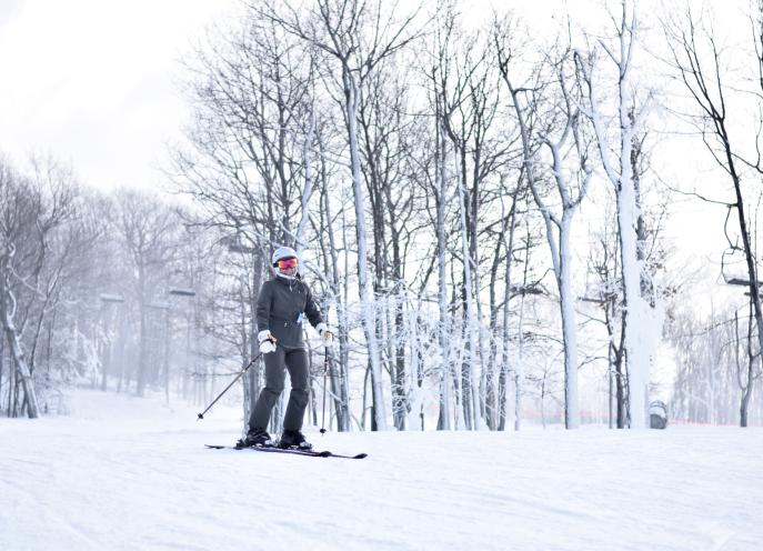 Montage Mountain Skiing