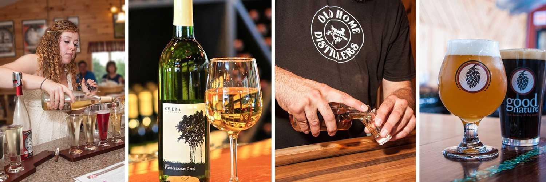 Cheers it. Sip it. Drink it.