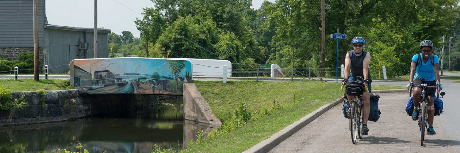 Bicycling the Erie Canal