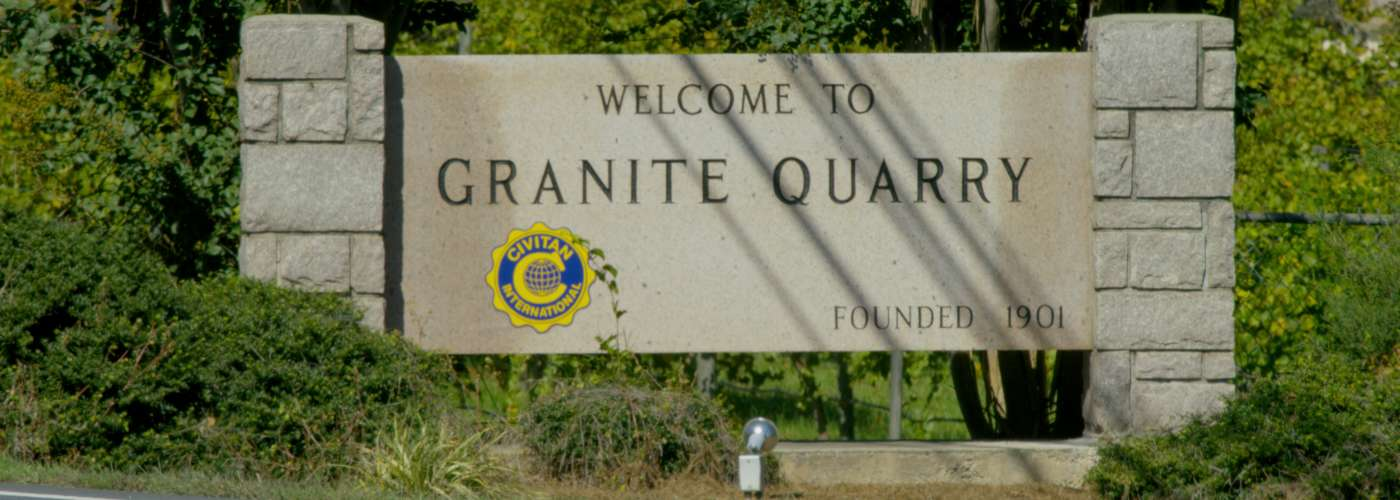 Welcome to Granite Quarry