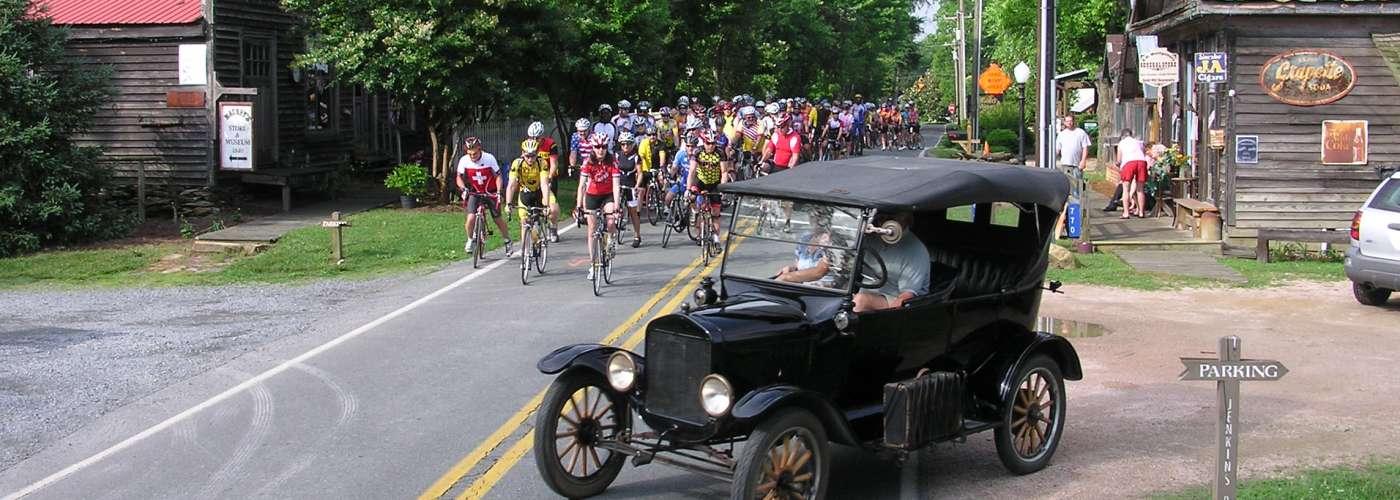 Gold Hill Memorial Day Bike Ride