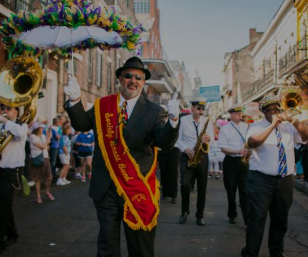 French Quarter Second Line