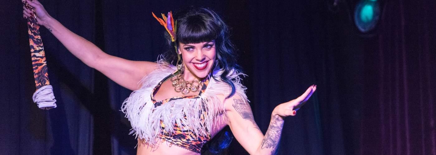 Lydia DeCarllo- Vacouver- burlesque Festival 2014