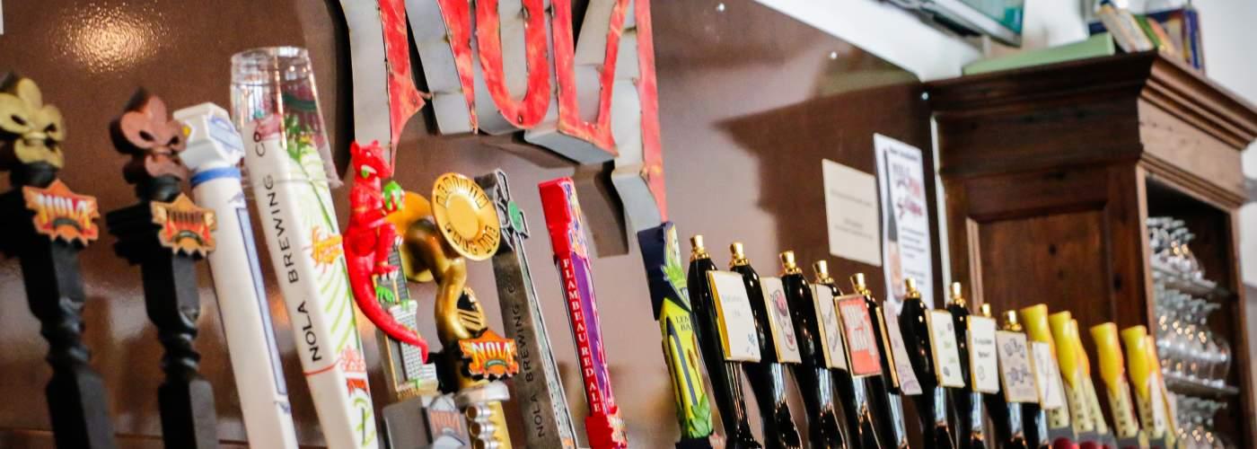 NOLA Brewery Tap Room